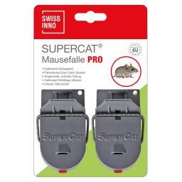 SuperCat Mausefalle PRO 2er-Set