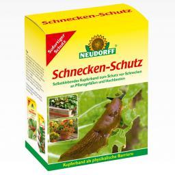 Schnecken-Schutz, 8 m