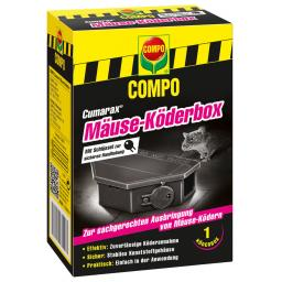 Cumarax® Mäuse-Köderbox