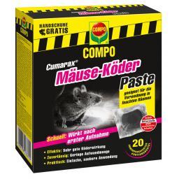 Cumarax® Mäuse-Köder Paste, 200g