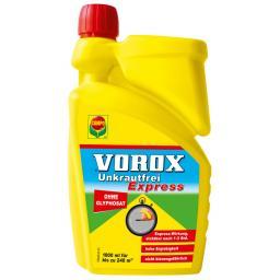 Vorox® Unkrautfrei Express, 1 Liter