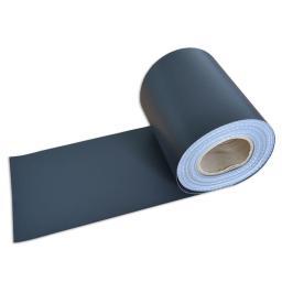 PVC Sichtschutz Zaunfolie dunkelgrau