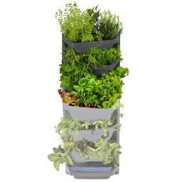 Vertical Garden Aufbauelement, titan