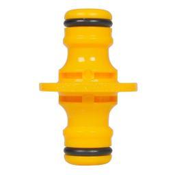 Doppelkupplung Schlauchverbinder
