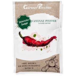 Chili-Paprikasamen Cayenne, Langer Roter