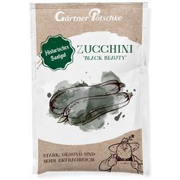 Zucchinisamen Black Beauty