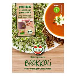BIO Keimsprossen Brokkoli