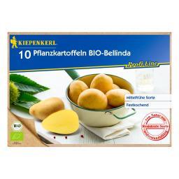 BIO Kartoffel Bellinda, 10 Stück