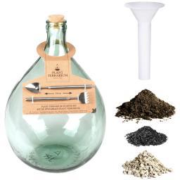 DIY Set Terrariumflasche 15 Liter