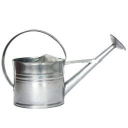 Gießkanne Tradition, aus Zink, 8 Liter