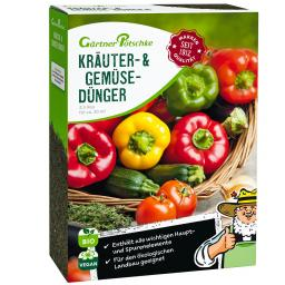 Kräuter- und Gemüse-Dünger, 2,5 kg