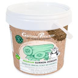 Premium Gurken-Dünger, 1 kg