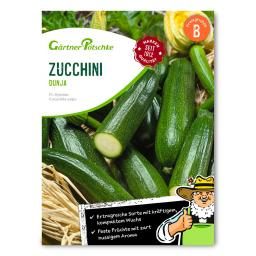 Zucchinisamen Dunja