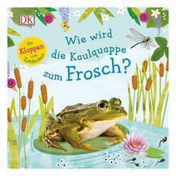 Wie wird die Kaulquappe zum Frosch?