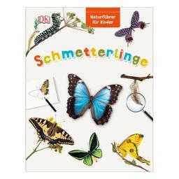 Naturführer für Kinder - Schmetterlinge