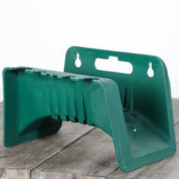 Wandschlauchhalter, grün