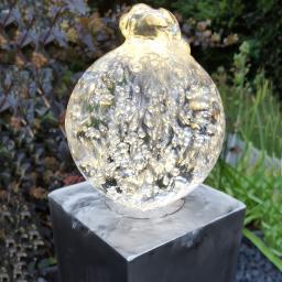 Zubehörset für Glaskugel 10cm
