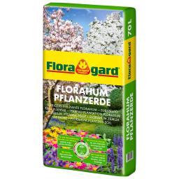 Florahum Pflanzerde, 70 Liter