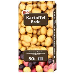 Bio Kartoffelerde, 50 Liter