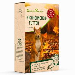 Eichhörnchenfutter, 750 g