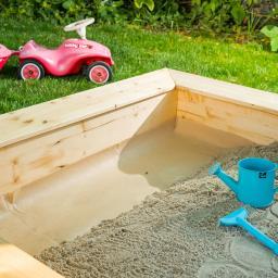 Sandkasten-Vlies, 2 x 2 m