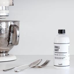 Natürliches Edelstahlpflege-Fertiggemisch Knallhart, 500 ml