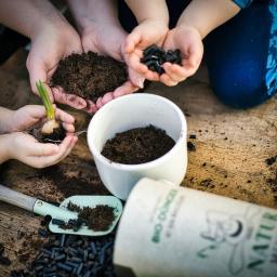 Bio-Dünger für alle Pflanzenarten, 2 kg