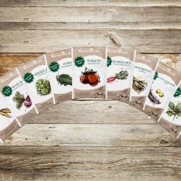 Gemüsesamen-Set Historische Gemüsevielfalt