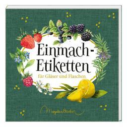 Etikettenbüchlein – Einmach-Etiketten (Marjolein Bastin)