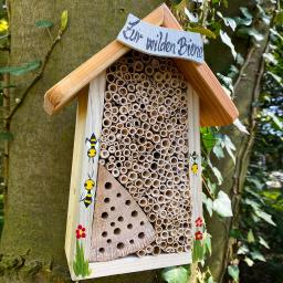 Bienenhotel zur Wilden Biene