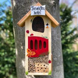 Insektenhotel Nützlingsglück