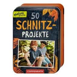 50 Schnitz-Projekte - Nature Zoom