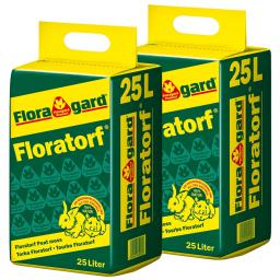 Floratorf, 50 Liter