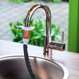 Hahnverbinder für Indoor-Wasserhähne