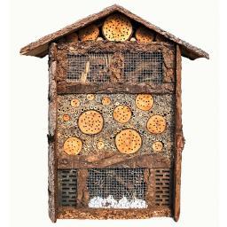 Natur-Insektenhotel, groß