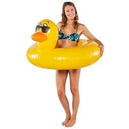 Schwimmring Ente, 101x101x60cm
