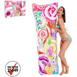 Luftmatratze CandyWorld, 177x60cm