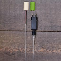 2 x C Trafo, 3,2 Volt, 4 m Zuleitung / IP20