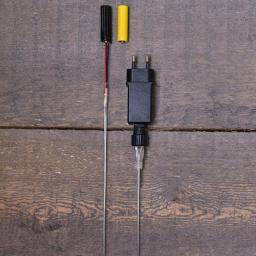 2 x AA Trafo, 3,2 Volt, 4 m Zuleitung / IP20