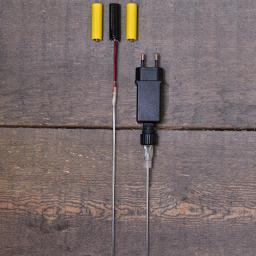 3 x AA Trafo, 4,5 Volt, 4 m Zuleitung / IP20