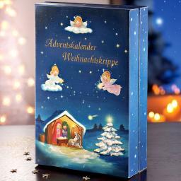 """Adventskalender """"Weihnachtskrippe"""""""