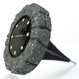 Disk Light Stone Gartenbeleuchtung, Solar, 4er Set