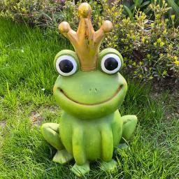 "Frosch König ""Green Smile"""
