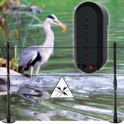 Teichschutz Tiervertreiber Ultra - Schutzzaun, 100 m