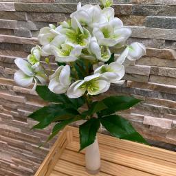 Kunstpflanze Christrosenbusch