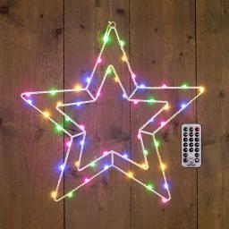 LED-Stern, 50 LED, 40 cm, dimmbar