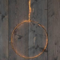 LED-Leuchtkreis, 200 LEDs, 37 cm