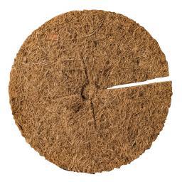 Kokos-Mulchscheibe, 25 cm