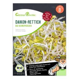 BIO Keimsprossen Daikon-Rettich, 40 g