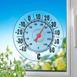 Außenthermometer, 18 cm